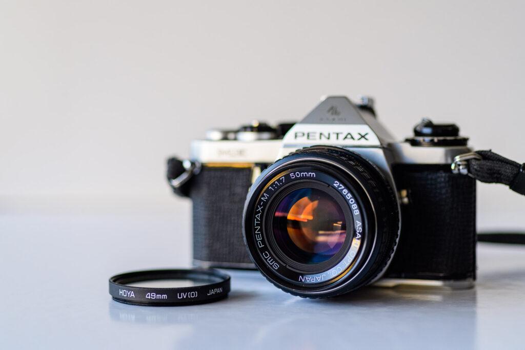 Pentax Me 50mm 1.7