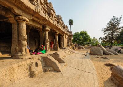 Bhim Chariot, Mahabalipuram