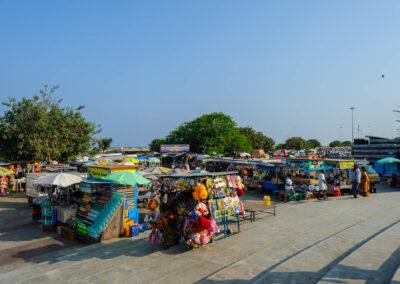 Marina Beach Kamarajar Promenade, Chennai