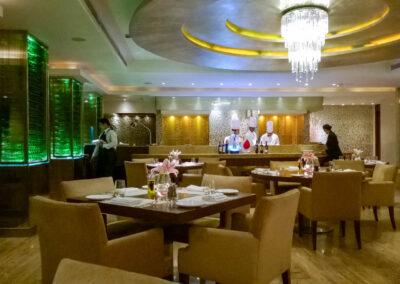 Restaurant, Taj Coromandel hotel