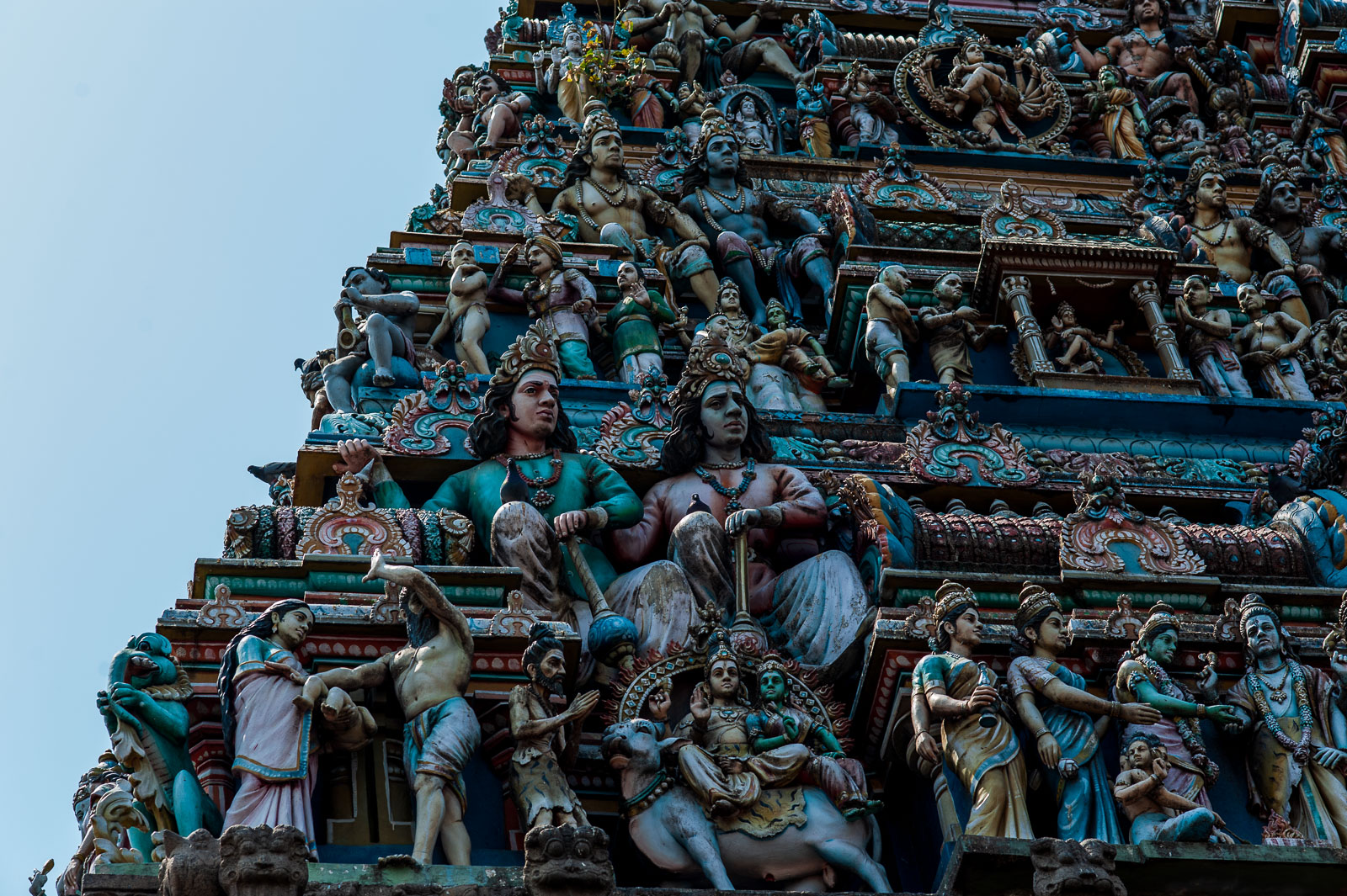 Details of a Temple in Chennai